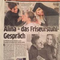 Alina Kappberger Express Carolin Hofer